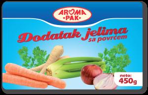 Aromin dodatak jelima sa povrćem 250g, 450g, vegeta, začin