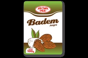 Badem jezgro 100g, badem za bademovo mleko, sveži badem