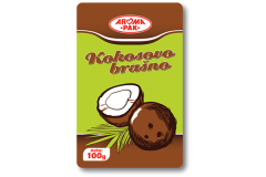 Kokosovo brašno 100g