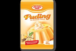 Puding sa ukusom vanile 40g, puding za kolače, puding za torte, poslastice